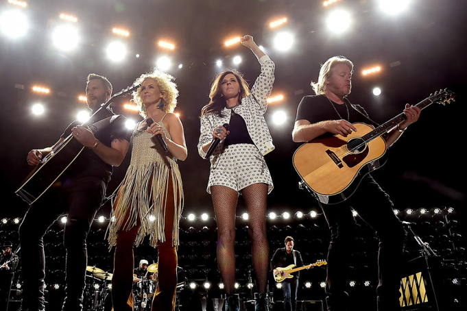 Little Big Town at Bank of NH Pavilion
